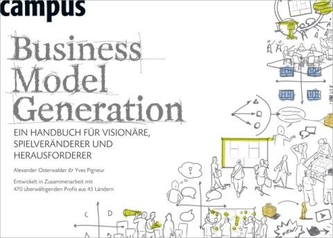 Business Model Generation - Buchcover Campus