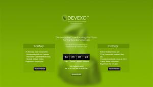 Devexo Landingpage