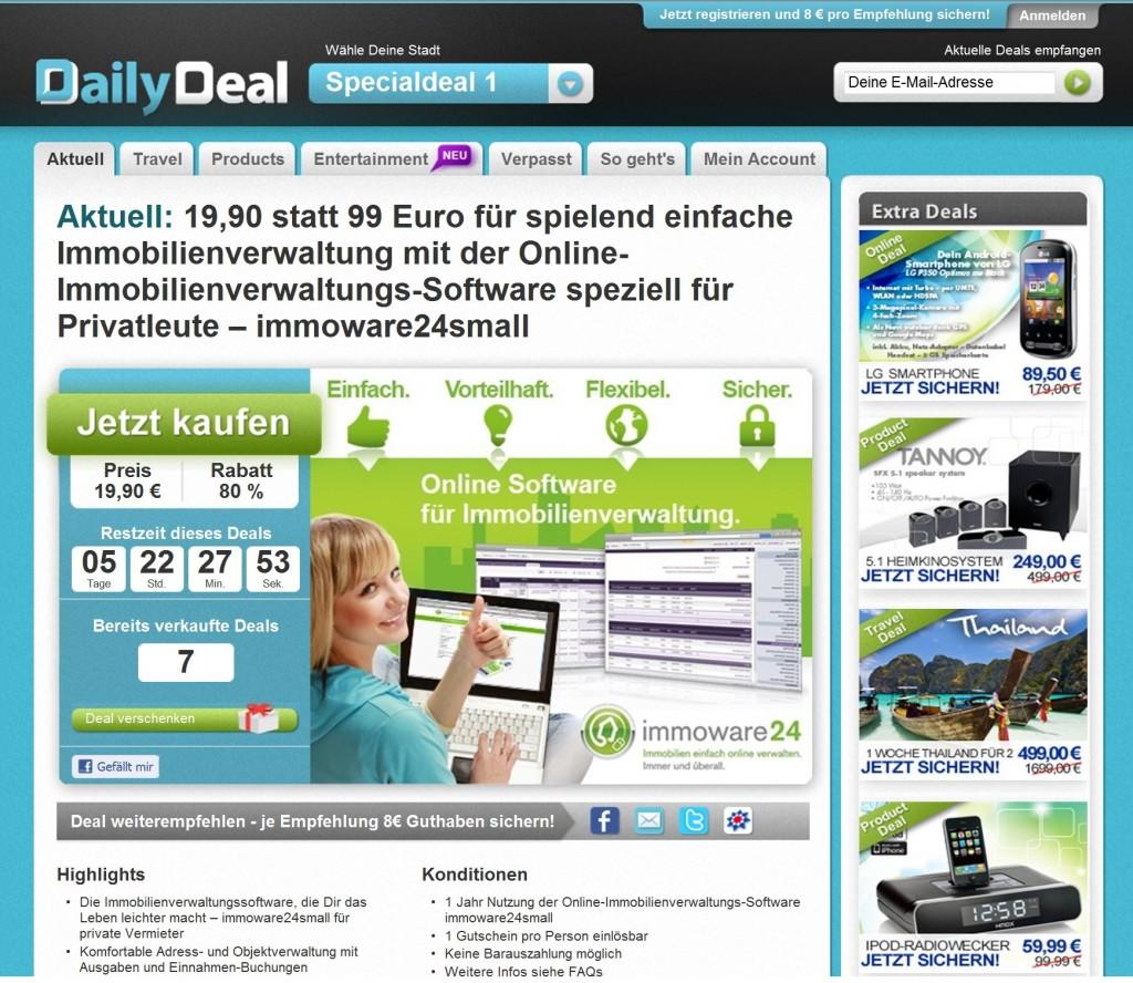 DailyDeal B-Deals